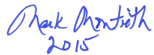 Mark Montieth 2015