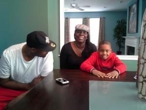 Lance Stephenson family2